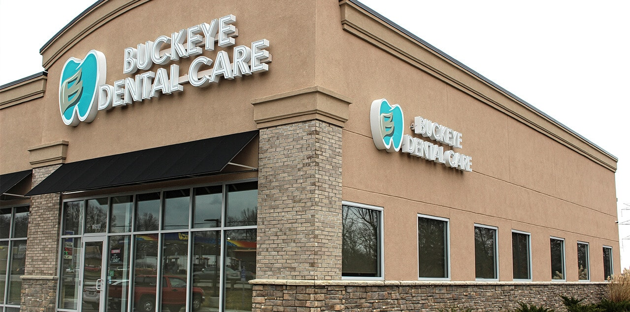 Buckeye Dental Care front building view
